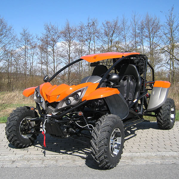 LUCK BUGGY 600 4x4